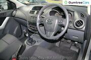 2012 Mazda BT-50 UP0YF1 XT 4x2 Hi-Rider White 6 Speed Manual Cab Chassis Rockingham Rockingham Area Preview