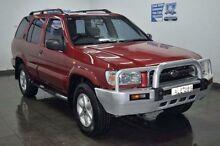 1999 Nissan Pathfinder WX II TI Maroon Automatic Wagon Blair Athol Campbelltown Area Preview