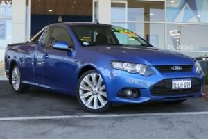 2014 Ford Falcon FG MkII XR6 Ute Super Cab Kinetic 6 Speed Sports Automatic Utility