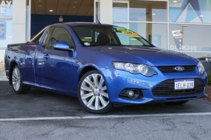 2014 Ford Falcon FG MkII XR6 Ute Super Cab Kinetic 6 Speed Sports Automatic Utility Clarkson Wanneroo Area Preview