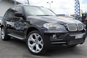 2009 BMW X5 E70 MY09 xDrive35d Steptronic Black 6 Speed Sports Automatic Wagon Pearce Woden Valley Preview