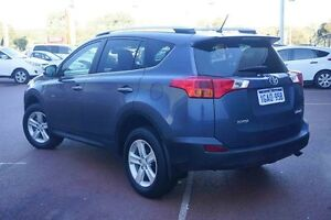 2013 Toyota RAV4 ZSA42R GXL 2WD Blue 7 Speed Constant Variable Wagon Wangara Wanneroo Area Preview