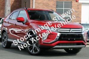 2018 Mitsubishi Eclipse Cross YA MY18 LS 2WD Red 8 Speed Constant Variable Wagon Launceston Launceston Area Preview