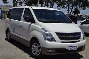 2011 Hyundai iMAX TQ-W MY11 White 4 Speed Automatic Wagon Pearsall Wanneroo Area Preview
