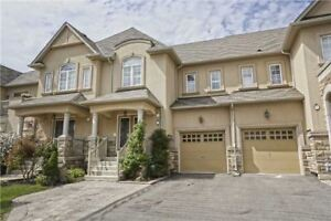 Rare Opportunity To Own Sun-Filled Freehold Executive Townhouse