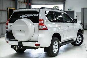 2015 Toyota Landcruiser Prado KDJ150R MY14 GXL White 5 Speed Sports Automatic Wagon Lake Wendouree Ballarat City Preview
