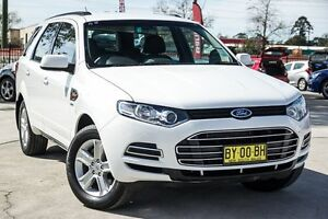 2014 Ford Territory SZ TX Seq Sport Shift AWD White 6 Speed Sports Automatic Wagon Penrith Penrith Area Preview