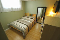 Shared / Furnished Suite + Utilities Incl. UofA / Whyte Ave.