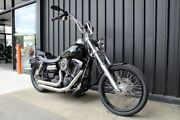 2015 Harley-Davidson FXDWG Wide Glide 1700CC Cruiser 1690cc Nerang Gold Coast West Preview