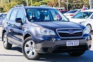 2014 Subaru Forester S4 MY14 2.5i Lineartronic AWD Black 6 Speed Constant Variable Wagon Myaree Melville Area Preview