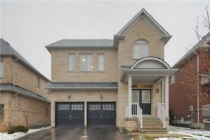 Beautiful stylish big fully upgraded house in Vaughan for rent