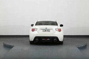 2015 Toyota 86 ZN6 MY14 Upgrade GT White 6 Speed Manual Coupe Smithfield Parramatta Area Preview