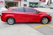 2014 Hyundai Elantra MD3 Trophy Burgundy 6 Speed Manual Sedan Pennant Hills Hornsby Area Preview