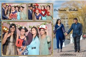 Photo booth Unlimited Printing | 2x6 or 4x6 |