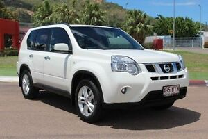 2011 Nissan X-Trail T31 Series IV TS White 6 Speed Sports Automatic Wagon Townsville Townsville City Preview