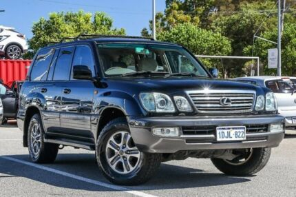 2005 Lexus LX470 Black Automatic Wagon Welshpool Canning Area Preview