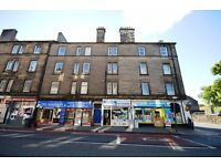 Spacious 1 bedroom flat in Gorgie — Offers Over £115,000