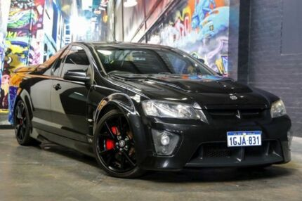 2008 Holden Special Vehicles Maloo E Series MY09 R8 Phantom 6 Speed Sports Automatic Utility