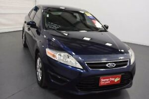2011 Ford Mondeo MC LX Tdci Blue 6 Speed Direct Shift Hatchback