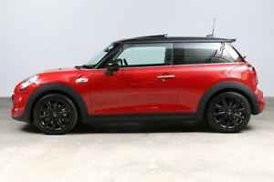 2015 Mini Coupe R58 Cooper S Blazing Red II 6 Speed Sports Automatic Coupe