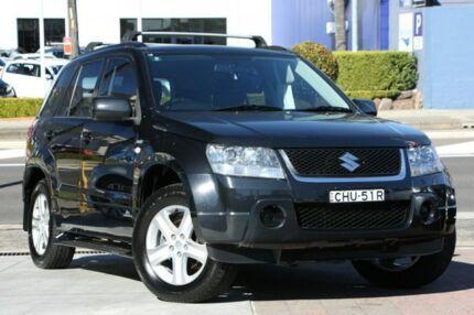 2008 Suzuki Grand Vitara JT MY07 Upgrade (4x4) Black 5 Speed Manual Wagon Waitara Hornsby Area Preview