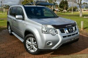 2011 Nissan X-Trail T31 Series IV ST 2WD Silver 1 Speed Constant Variable Wagon Ingle Farm Salisbury Area Preview
