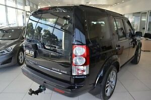 2011 Land Rover Discovery 4 Series 4 MY12 SDV6 CommandShift HSE Black 6 Speed Sports Automatic Wagon Mill Park Whittlesea Area Preview