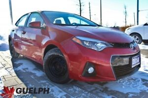 2014 Toyota Corolla S SUNROOF | LEATHER | BACKUP CAM & MORE