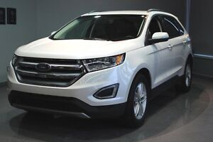 2015 FORD EDGE SEL All Wheel Drive + Back-Up Camera + Heated Fro