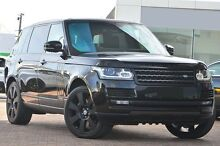 2015 Land Rover Range Rover L405 15.5MY SDV8 LWB AUTOBIOGRAPHY BLACK 8 Speed Sports Automatic Wagon Osborne Park Stirling Area Preview