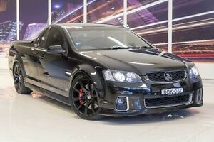 2012 Holden Ute VE II MY12.5 SS V Z Series Black 6 Speed Sports Automatic Utility Blacktown Blacktown Area Preview