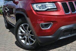 2013 Jeep Grand Cherokee WK MY14 Laredo (4x4) Red 8 Speed Automatic Wagon Zetland Inner Sydney Preview