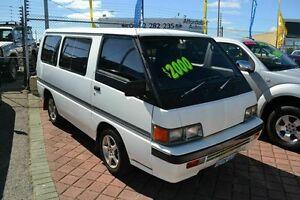 1993 Mitsubishi Express SH SWB White 4 Speed Automatic Van East Rockingham Rockingham Area Preview