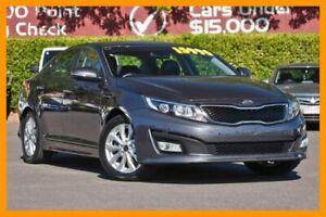 2015 Kia Optima JF MY16 SI Grey 6 Speed Sports Automatic Sedan Mount Gravatt Brisbane South East Preview