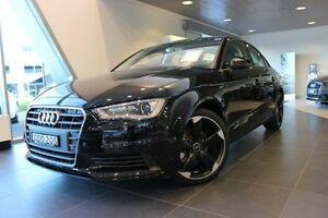 2015 Audi A3 Black Sports Automatic Dual Clutch Sedan Coffs Harbour Coffs Harbour City Preview