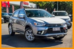 2018 Mitsubishi ASX XC MY19 ES 2WD ADAS Silver 1 Speed Constant Variable Wagon Aspley Brisbane North East Preview