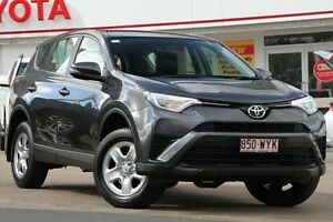 2015 Toyota RAV4 ASA44R GX AWD Graphite Grey 6 Speed Sports Automatic Wagon Woolloongabba Brisbane South West Preview