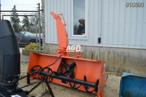 AgriEase 72 Snow Blower