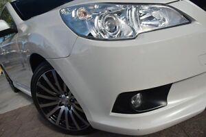 2012 Subaru Liberty MY12 2.5I White 6 Speed Continuous Variable Sedan Waitara Hornsby Area Preview