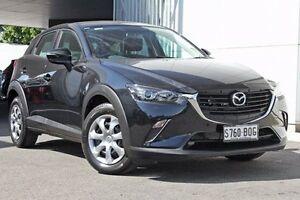 2016 Mazda CX-3 DK2W76 Neo SKYACTIV-MT Jet Black 6 Speed Manual Wagon West Hindmarsh Charles Sturt Area Preview