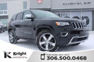 2015 Jeep Grand Cherokee Limited - Remote Start - Heated/Cooled