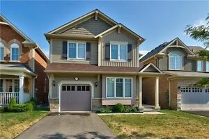 Detached 3 Bed In Milton's Willmont District. Avail Immediatly