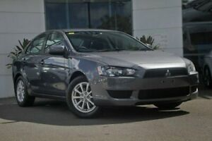 2009 Mitsubishi Lancer CJ MY09 VR Grey 5 Speed Manual Sedan