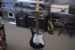 **SWEET DEAL** Peavey Raptor Plus EXP Strat Electric Guitar