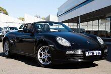 2005 Porsche Boxster  Black 5 Speed Manual Convertible Osborne Park Stirling Area Preview