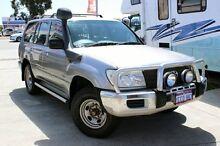 2005 Toyota Landcruiser Standard Grey Manual Wagon Cannington Canning Area Preview