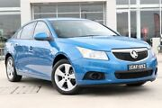 2013 Holden Cruze JH Series II MY13 Equipe Perfect Blue 6 Speed Sports Automatic Sedan Liverpool Liverpool Area Preview