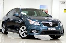 2011 Holden Cruze JH SRI V Karma 6 Speed Automatic Sedan Chatswood West Willoughby Area Preview