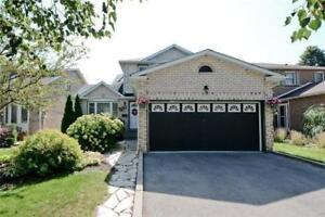 *Stunning, Bright 3+1 Detached Home in Ajax, Perfect location*