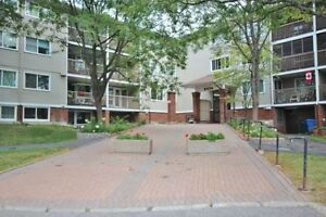 Well maintained ground floor unit